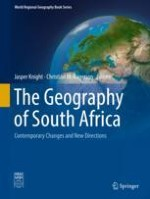 The Development and Context of Geography in South Africa
