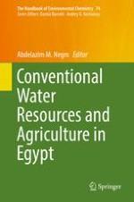 Evolution of Irrigation in Egypt