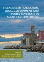 The Political Economy of Decentralisation and Local Government Finance in the Western Balkans: An Overview