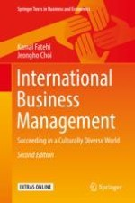 The Management of International Business