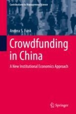 The Matter of Crowdfunding in China