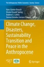Contextualising Climate Change, Disasters, Sustainability Transition and Peace in the Anthropocene
