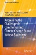 An Overview of the Challenges in Climate Change Communication Across Various Audiences