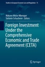 CETA and the Debate on the Reform of the Investment Regime
