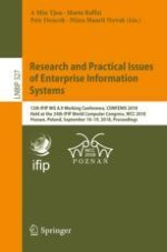Enterprise Information Management in Cultural Heritage Domain