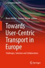 Building an Action Plan for the Holistic Transformation of the European Transport System