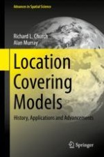 Location Modeling and Covering Metrics