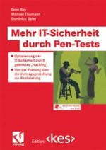 Sinn und Zweck von Penetrations-Tests