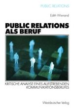 Geleitworte zur Konstitution der Public Relations als Beruf, Branche und Fach