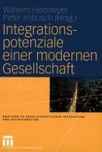 Integration und Desintegration in modernen Gesellschaften