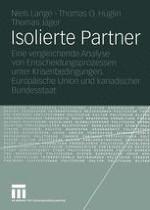 Isolierte Partner in Verbundsystemen