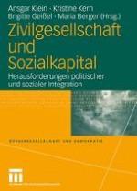 Einleitung: Integration, Zivilgesellschaft und Sozialkapital