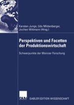 Mainzer Produktionswirtschaft — Eine Interpretation