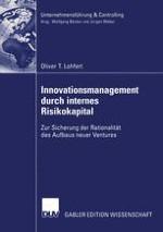 Unternehmensinternes Risikokapital: Positionierung, Motivation und Ziele