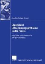 Die Vielfalt logistischer Problemstellungen in der Praxis