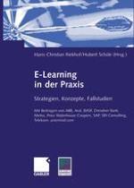 Einleitung: E-Learning und Wissensmanagement als Bausteine der Unternehmensstrategie