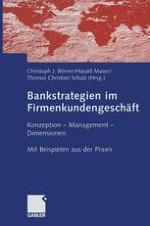 Kreditgeschäft am Scheideweg? Thesen, Probleme und Lösungsansätze für das Firmenkundengeschäft der Banken