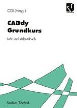 Grundlagen der Arbeit mit CADdy