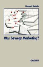 Marketing — die Orientierung an den Bedürfnissen des Kunden