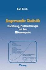 Beschreibende Statistik (elementare Stichprobentheorie)