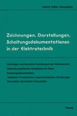 Grundlagen zeichnerischer Darstellung in der Elektrotechnik