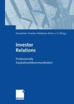 Investor Relations — eine Definition