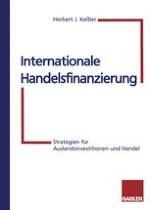 Entwicklung/Stand der Außenhandelsfinanzierung