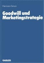 Goodwill und Goodwill-Transfer