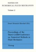 Numerical Solution of the Steady Flow in Turbomachine Blades and Ducts of Arbitrary Shape