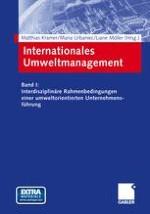 Umweltsystemwissenschaftliche Grundlagen des Umweltmanagements