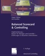 Einführung der Balanced Scorecard