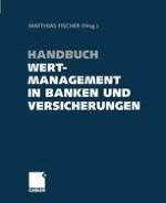Wertmanagement als Herausforderung für europäische Finanzdienstleistungsunternehmen