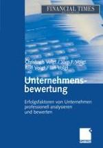 Einleitung: Ausgangslage und Zwecke der Unternehmensbewertung