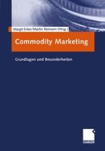 Commodity Marketing