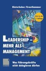 Was heißt Leadership?