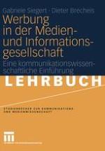 Einführung: Werbung als Forschungsgegenstand