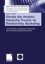 Strategische Entscheidungsfelder im Relationship Marketing