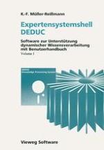 Einführung in die Wissensverarbeitung mit DEDUC