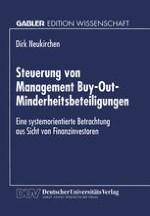 Grundlagen und Vorteilhaftigkeit von Management Buy -Outs