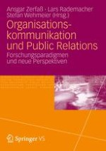 Organisationskommunikation und Public Relations: Unterschiede und Gemeinsamkeiten. Eine Einleitung.