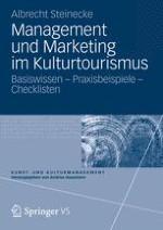 Der kulturtouristische Markt: Besonderheiten, Wettbewerbssituation und Herausforderungen