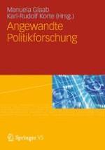 Angewandte Politikforschung – Konzeption und Forschungstradition