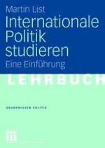 Einführung: Internationale Politik-Phänomen und Begriff
