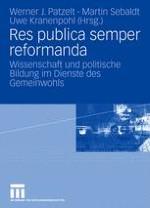 Heinrich Oberreuter im Dienste der res publica: Zum Geleit