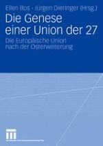 Einführung: Probleme der Integration und Herausforderungen für das neue Europa