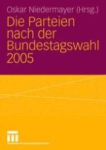 Das fluide Fünfparteiensystem nach der Bundestagswahl 2005