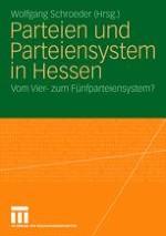 Hessisches Parteiensystem im Wandel — eine Einleitung