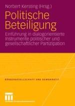 Innovative Partizipation: Legitimation, Machtkontrolle und Transformation. Eine Einführung