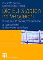 Einleitung: Die EU-Staaten im Vergleich: Strukturen, Prozesse, Politikfelder