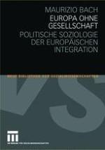 """Einleitung: Kritik der """"europäischen Gesellschaft"""""""